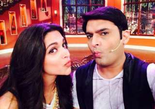 Kapil Sharma doesn't miss 'Deepika...