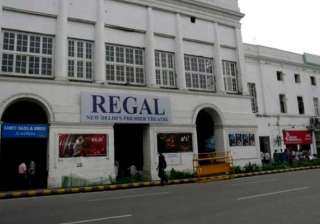 Delhi's Regal Cinema - India TV