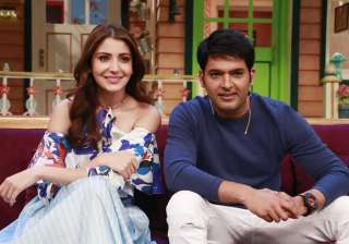 Anushka Sharma and Kapil Sharma