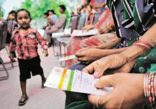 UIDAI says no incident of misuse of Aadhaar...
