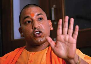 File pic of BJP leader Yogi Adityanath - India TV
