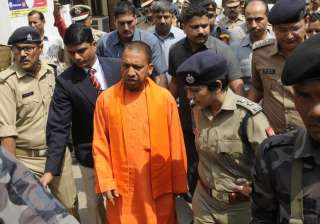 Yogi Adityanath, VVIP Security, Z Security, UP CM