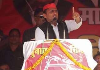 Akhilesh attacks Modi for suggesting...