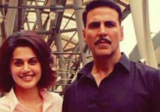 Taapsee Pannu, Akshay Kumar - India TV