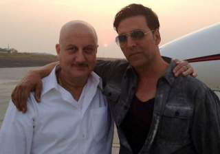 Akshay Kumar, Anupam Kher - India TV