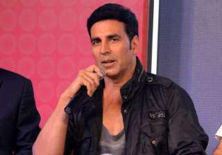 Akshay Kumar - India TV