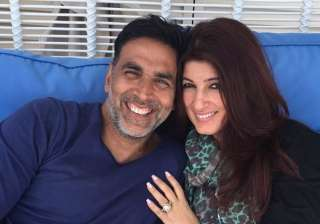 Akshay Kumar and Twinkle Khanna - India TV