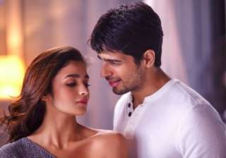 Alia Bhatt, Sidharth Malhotra - India TV