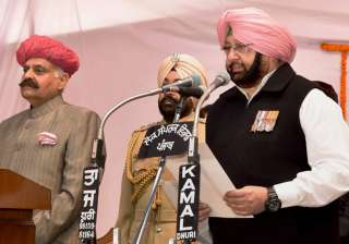 Punjab CM Amarinder Singh has kept Home Affairs...