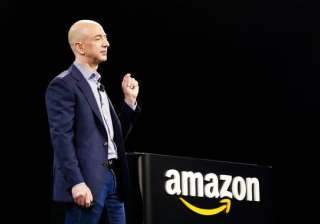 Amazon, Jeff Bezos, Warren Buffet, Richest Person