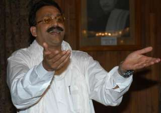 File pic of Mukhtar Ansari - India TV