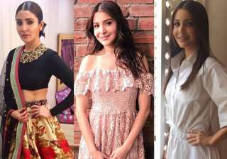 Anushka Sharma Fashion - India TV
