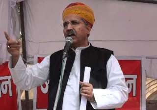 Arjun Meghwal - India TV