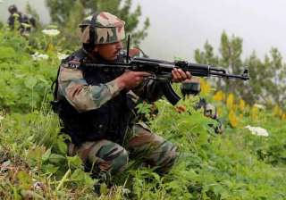 File pic: Operation called off after militants...