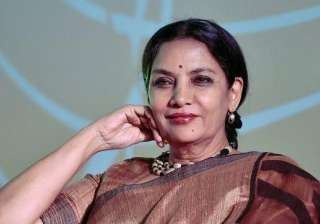 Shabana Azmi - India TV