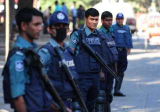 Bangladesh Police - India TV