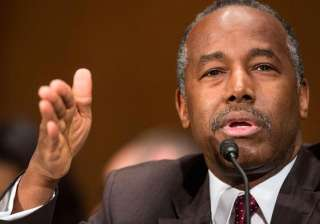 US Secretary Ben Carson - India TV