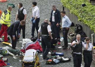 This is how witnesses described the 'terrorist'...