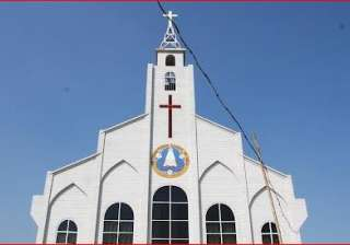 A church in Manipur - India TV