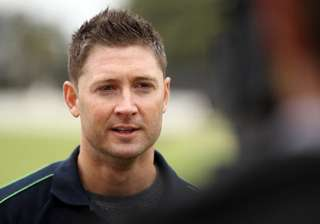 File pic of Michael Clarke - India TV