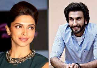 Deepika and Ranveer spotted spending time...