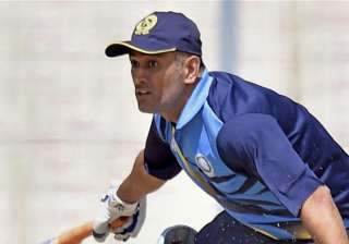 MS Dhoni, Feet, Dhoni, Mahendra Singh Dhoni - India TV