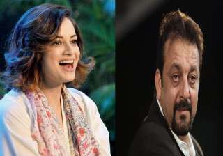 Dia Mirza, sanjay Dutt - India TV