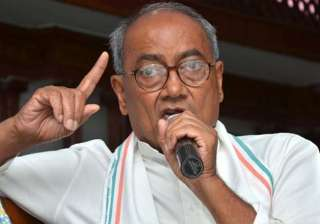File pic of Digvijaya Singh - India TV