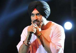 Diljit Dosanjh performance at fest - India TV