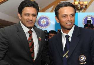 Kumble to to be elevated as Team India director,...