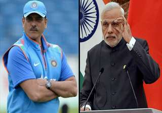 Ravi Shastri likens BJP's UP win to 'Tracer...