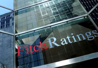 Fitch said the lagged effect of demonetisation on...