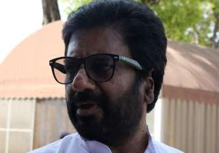 File pic of Shiv Sena MP Ravindra Gaikwad - India...