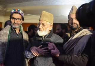 ED summons Kashmiri separatist leaders Geelani,...