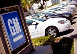 General Motors puts investment plan in India on...