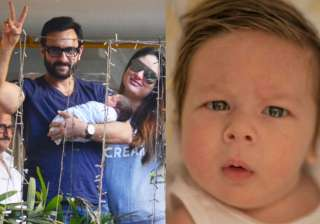 Saif Ali Khan on Taimur Ali Khan - India TV