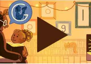 google, google doodle - India TV