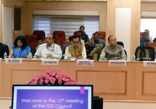 GST Council today cleared remaining two draft...