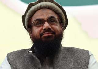 File pic of Hafiz Saeed - India TV