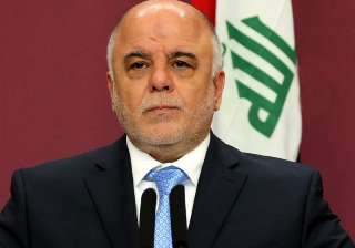 Donald Trump host Iraq PM Abadi at White House...