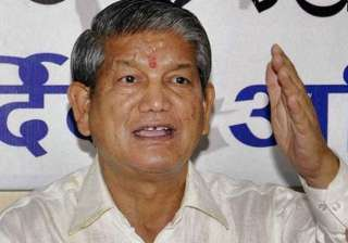 File pic of Harish Rawat - India TV