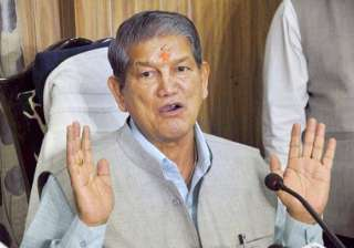 Uttarakhand CM Harish Rawat loses from both seats...