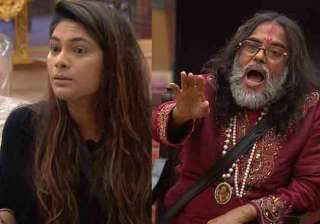 Lopamudra Raut and Swami Om - India TV