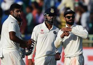 Enough pitch talk, India look to bounce back...