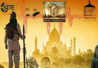 New ISIS poster shows Taj Mahal as their 'New...