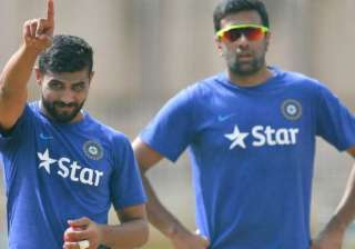 ICC rankings: Jadeja pips Ashwin as top Test...