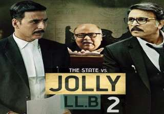 Jolly LLB 2 - India TV