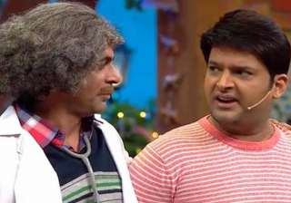 Sunil Grover, Kapil Sharma - India TV