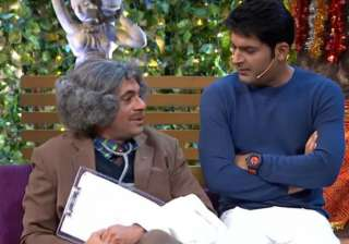 Sunil Grover and Kapil Sharma - India TV