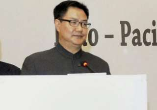 Kiren Rijiju tweets soldier's old video...